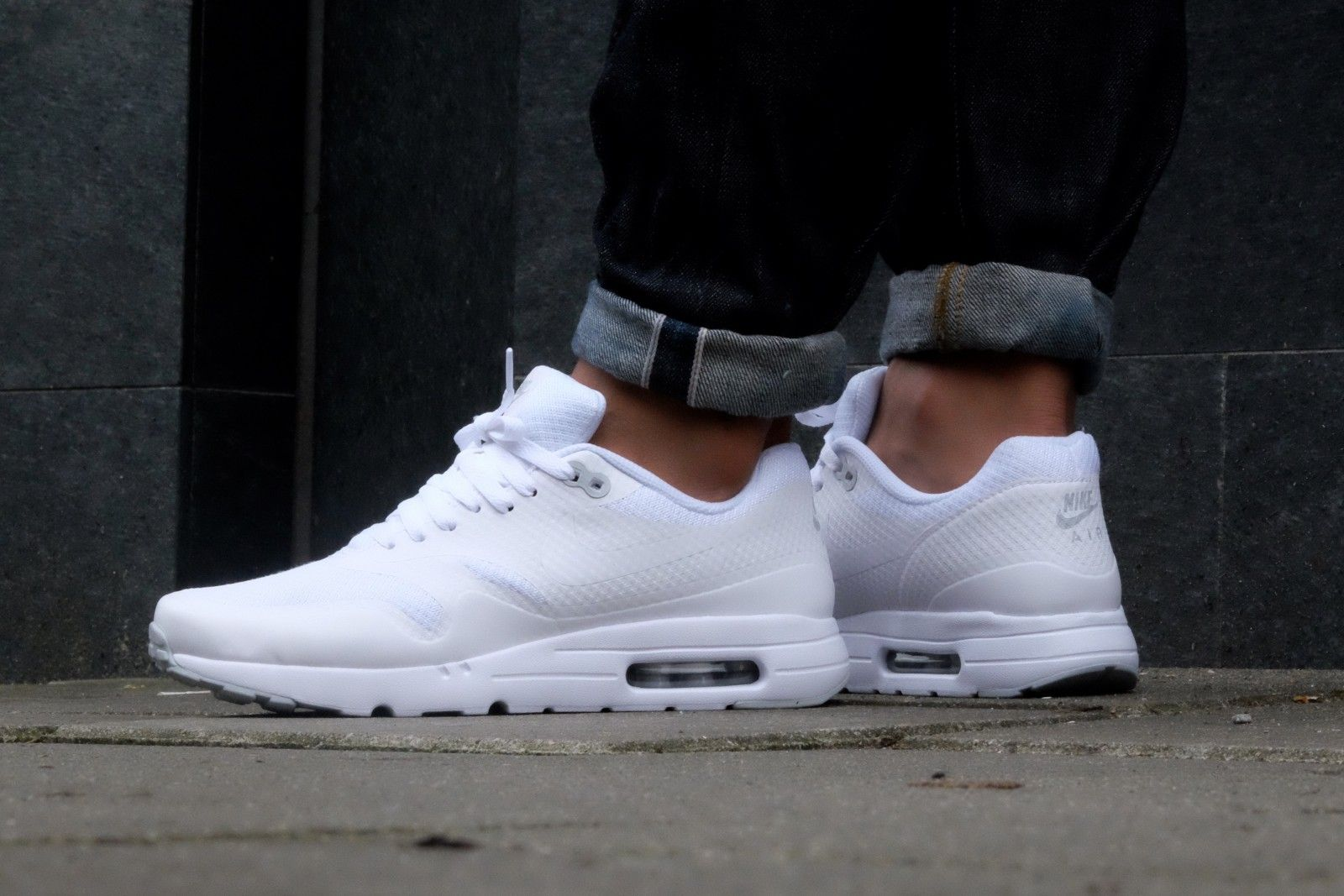size 40 a4ef5 f0902 ... low cost nike air max 1 ultra essential white white 819476 105 nike air  max 2aee5