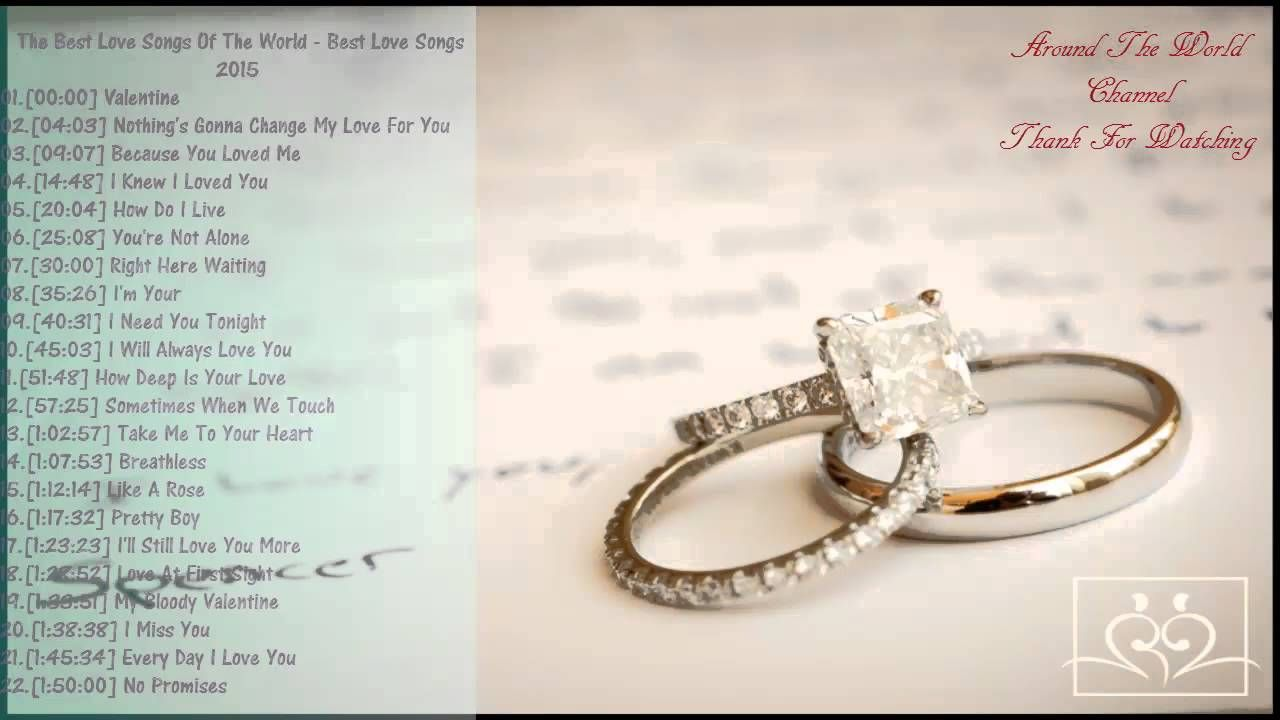 best love songs 2015 new songs playlist the best english love songs