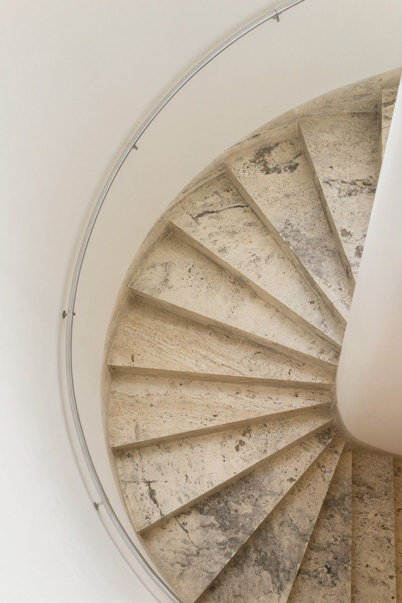 Best John Pawson 'Its Rhythm Is Like Music' Marble Stairs 640 x 480