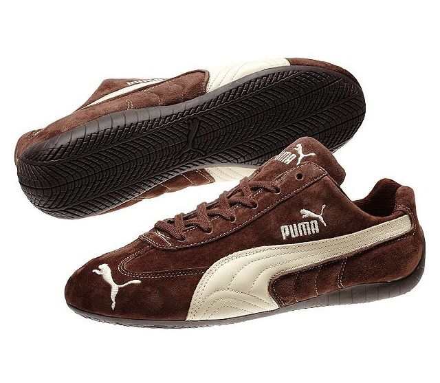 competitive price a300d 9d6ed Puma SPEED CAT SD SHOES Style Number  301953-25 Color  java-winter white  Size 12