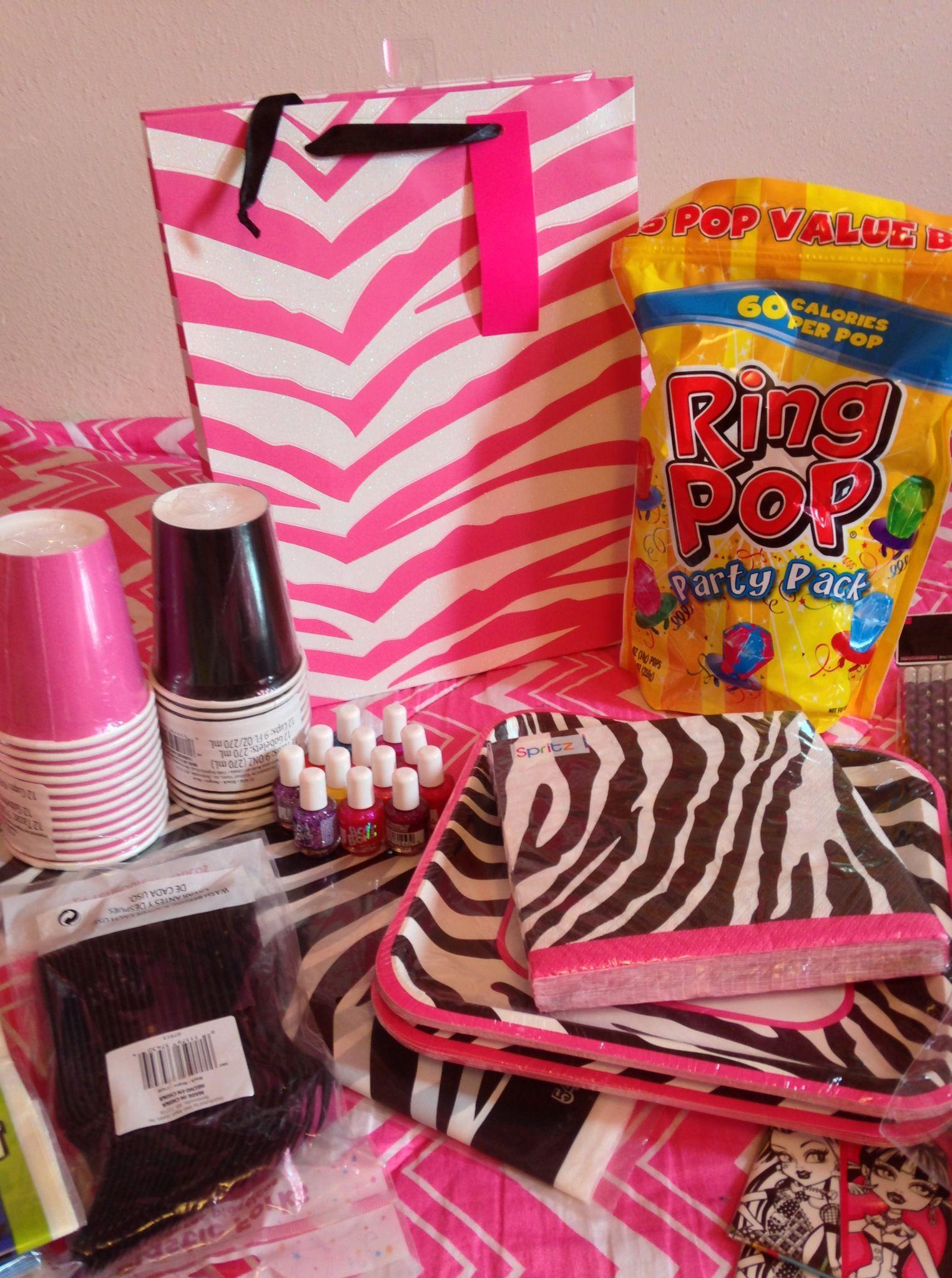 Birthday party ideas  PERFECT For A Birthday Girl!! #MyNovemberAngel