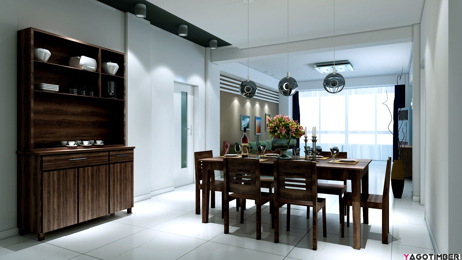 DiningRoom # DesignIdeas for Your Dream Home Exclusively on ...