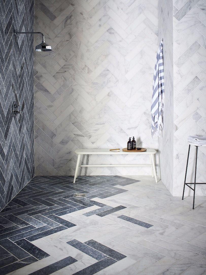 Calacatta Tumbled Marble Tile Mandarin Stone Stone Tile Flooring Tumbled Marble Tile