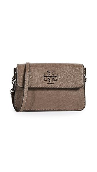 53f25584d6 TORY BURCH MCGRAW CROSS BODY BAG. #toryburch #bags #shoulder bags #leather #