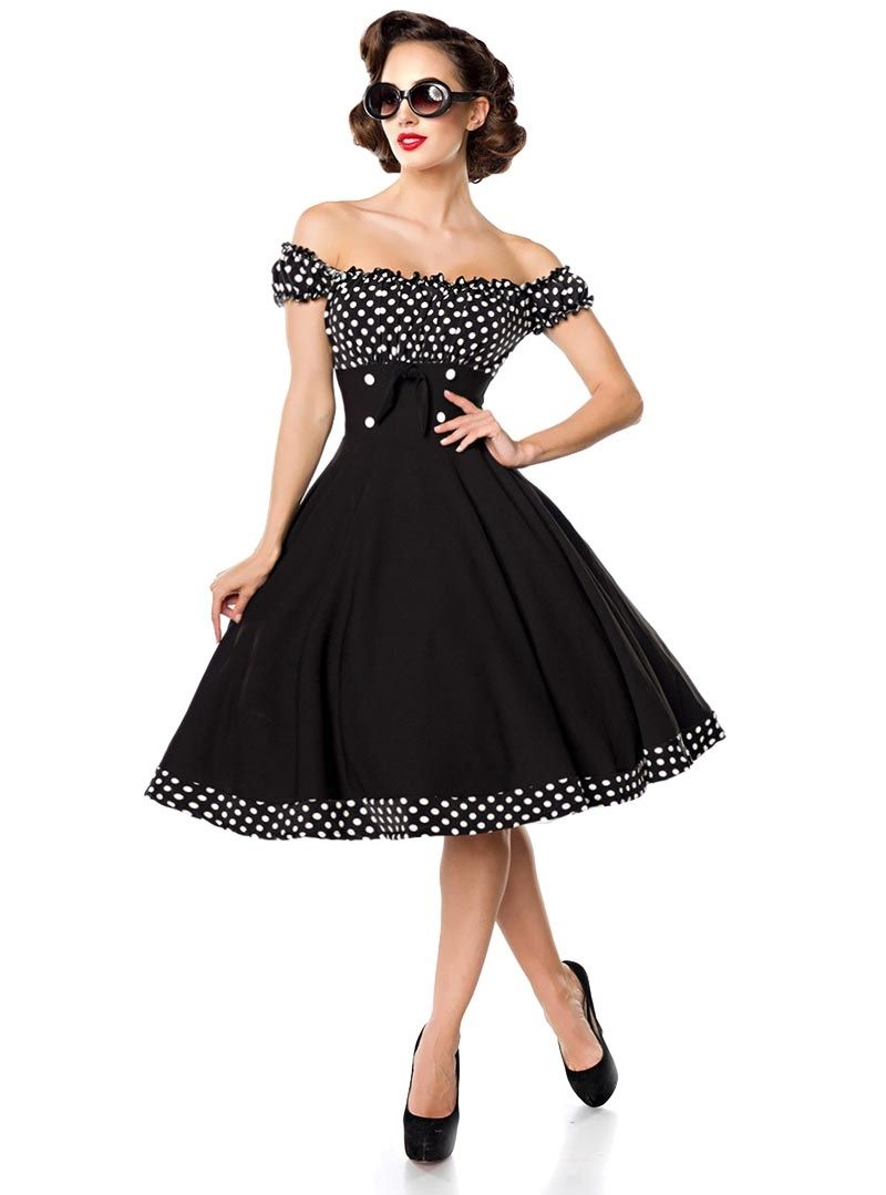 Robe pin up ann es 50 rockabilly vintage belsira bella v tements rockabilly femme pinterest - Femme pin up ...