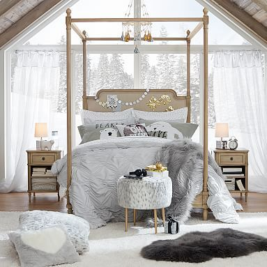 Colette Canopy Bed Canopy Bed Frame Canopy Bedroom Twin Canopy Bed