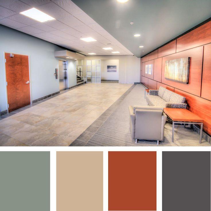 reddish color scheme in 2020 office color schemes color on office color scheme ideas id=33050
