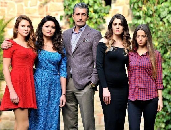 Paramparca Dizisinde Sok Ayrilik Zarafetim Com Kadina Ve Yasama Dair Turkish Film Bridesmaid Dresses Actresses