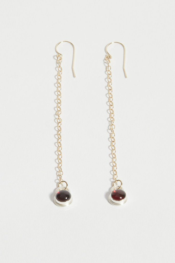 Gregorian Chain Earrings