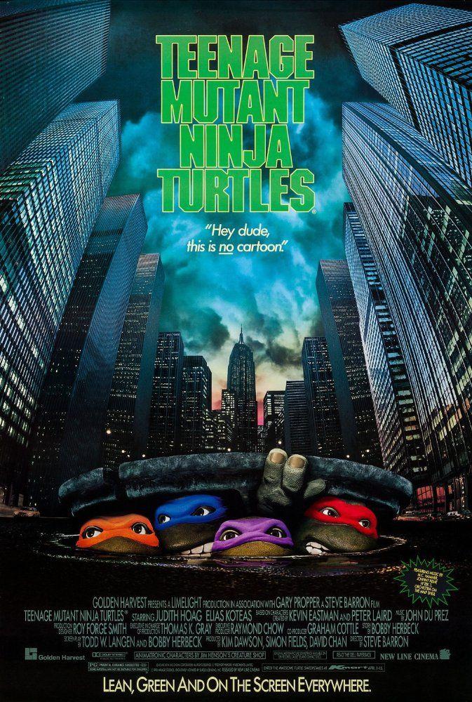 Teini-ikäiset mutanttininjakilpikonnat (1990)