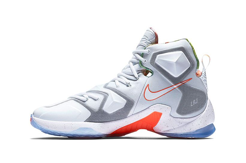 cheap for discount 8b85e d3ff5 The Nike LeBron 13 and KD8 Get the Easter Treatment