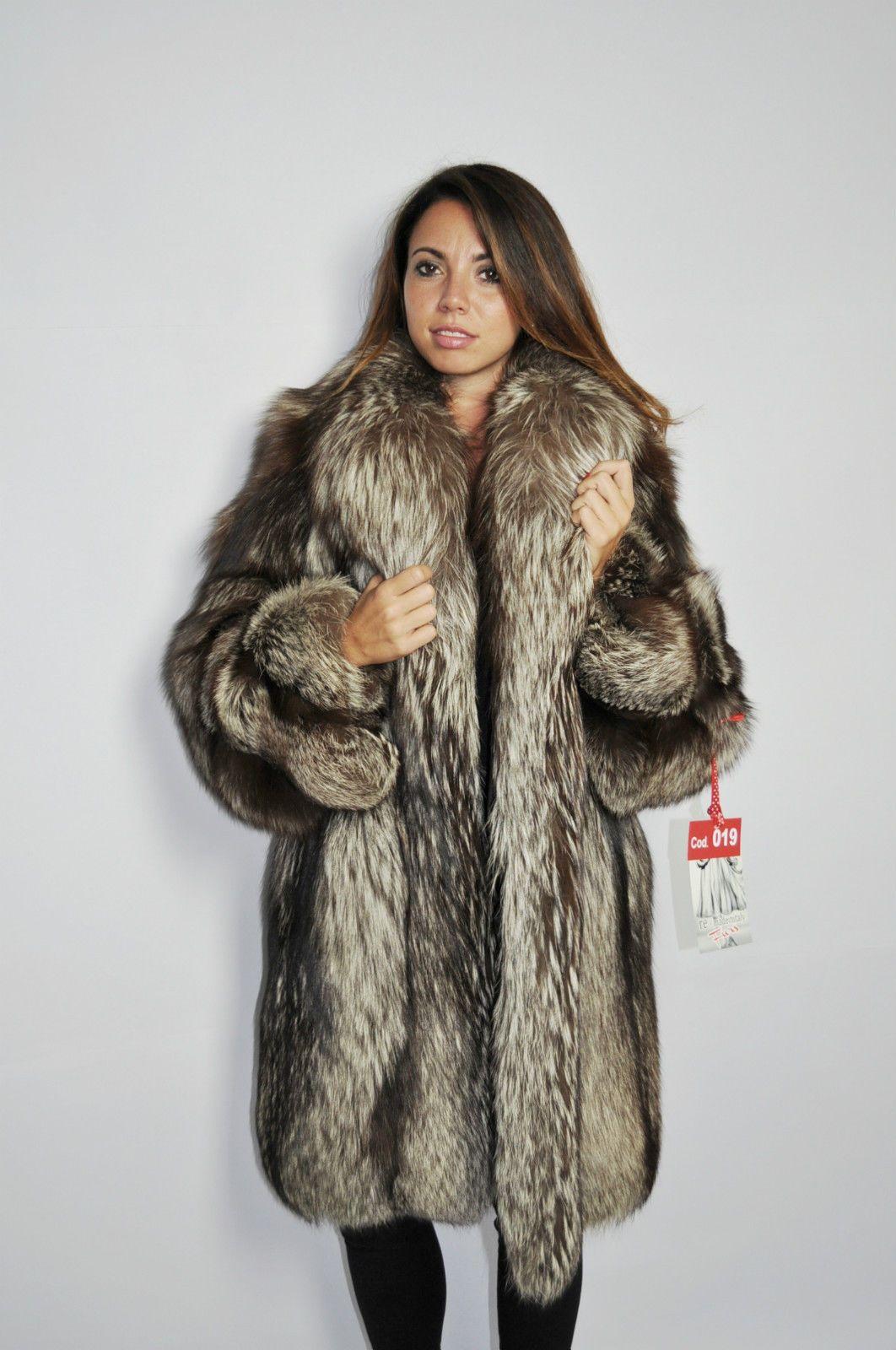 Pelzkragen fur mantel