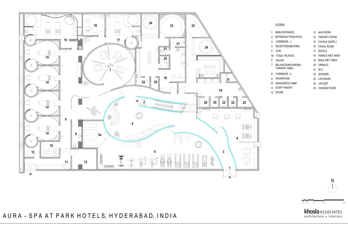 Excellent Plan with sizes for the spa  School Project Thesis Inspirations  Spa design Spa