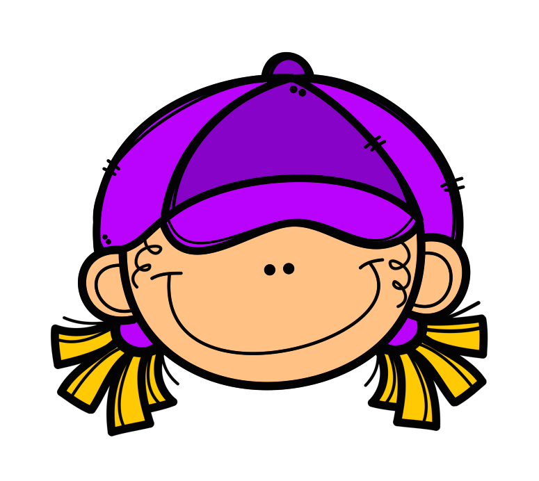 CARITAS* ** * | Melonheadz Mania | Clip art, Doodle people ...