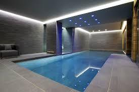 Risultati immagini per modern indoor pool designs