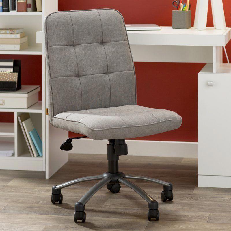 Ergonomic Chair Mat Tufted Lounge Zipcode Design Shellman Office Reviews Wayfair Modernofficechairs