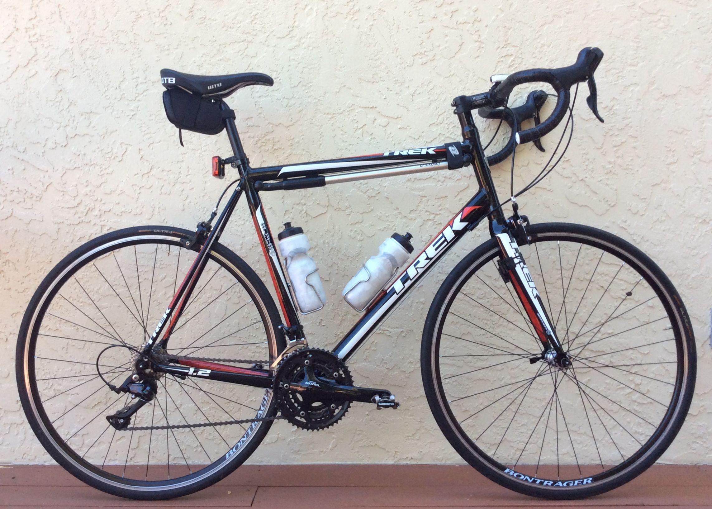 Upgraded 2010 Trek Alpha 12 ( 6122018 )