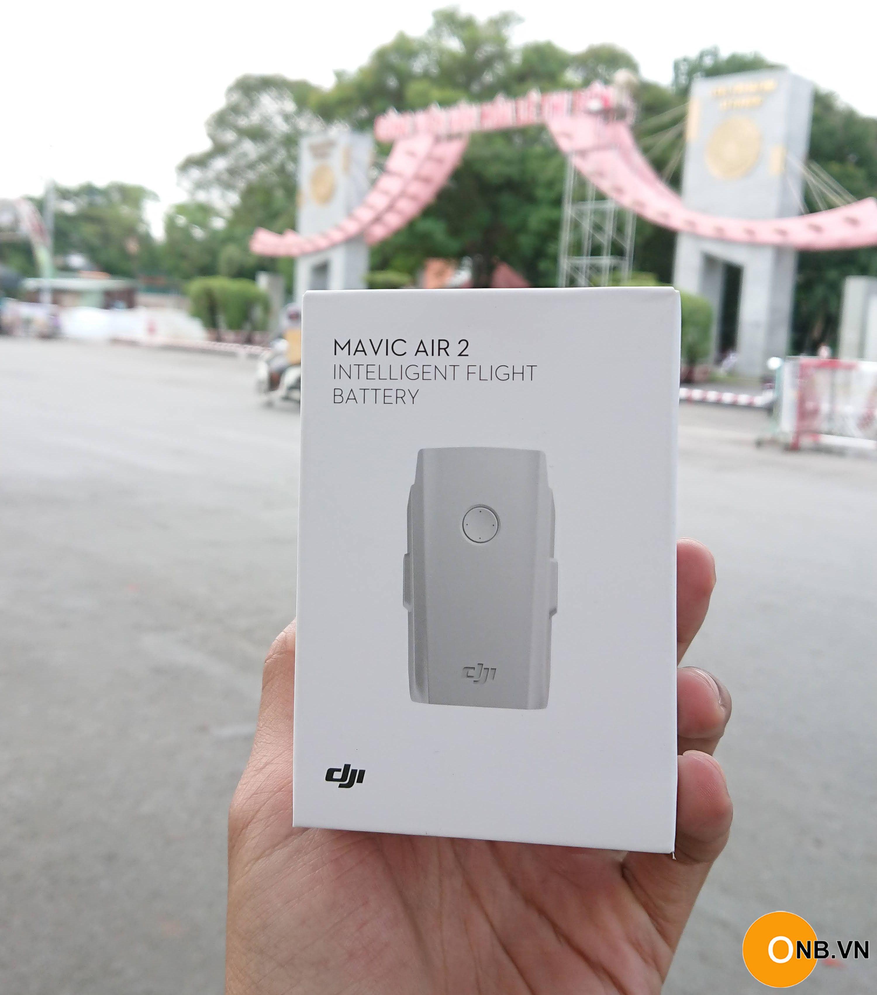 Pin chính hãng DJI cho Mavic Air 2, Mavic Mini new 100