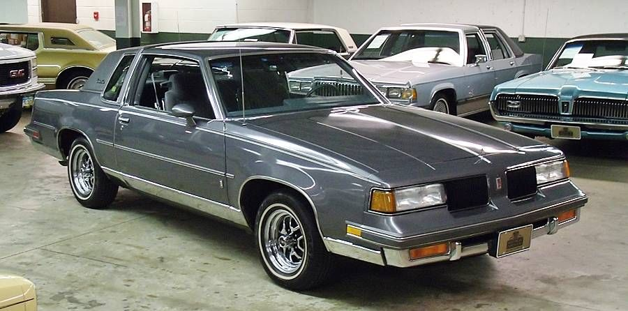 1987 Oldsmobile Cutlass Salon For Sale Hemmings Motor News Oldsmobile Cutlass Oldsmobile Cutlass For Sale