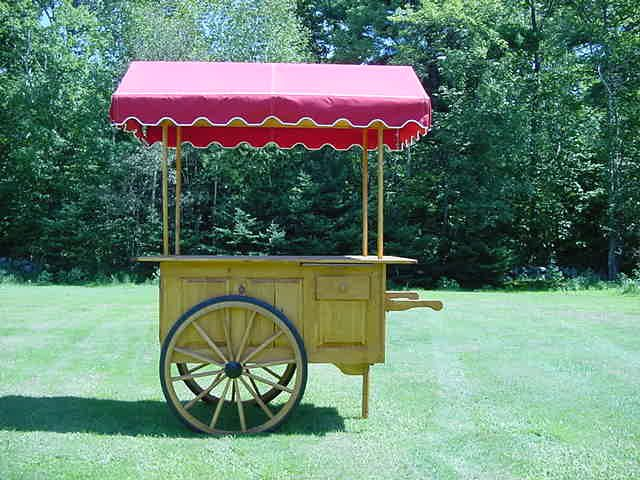 Flower Carts On Wheels Cart Antique Iron Wheel Great For Lawn