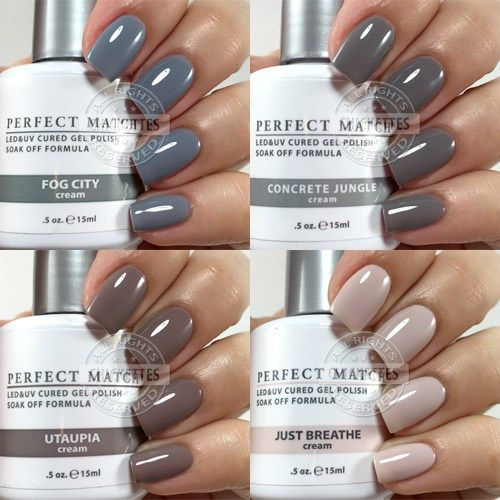 A Few LeChat Perfect Match Neutral Shades (Chickettes) | Perfect ...