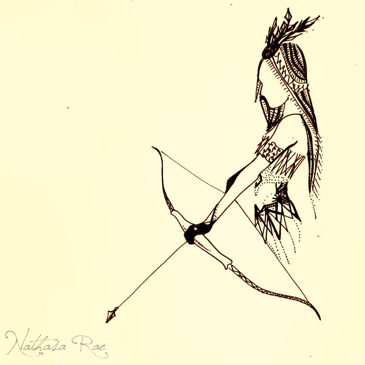 Arco y flecha … | Pinteres…