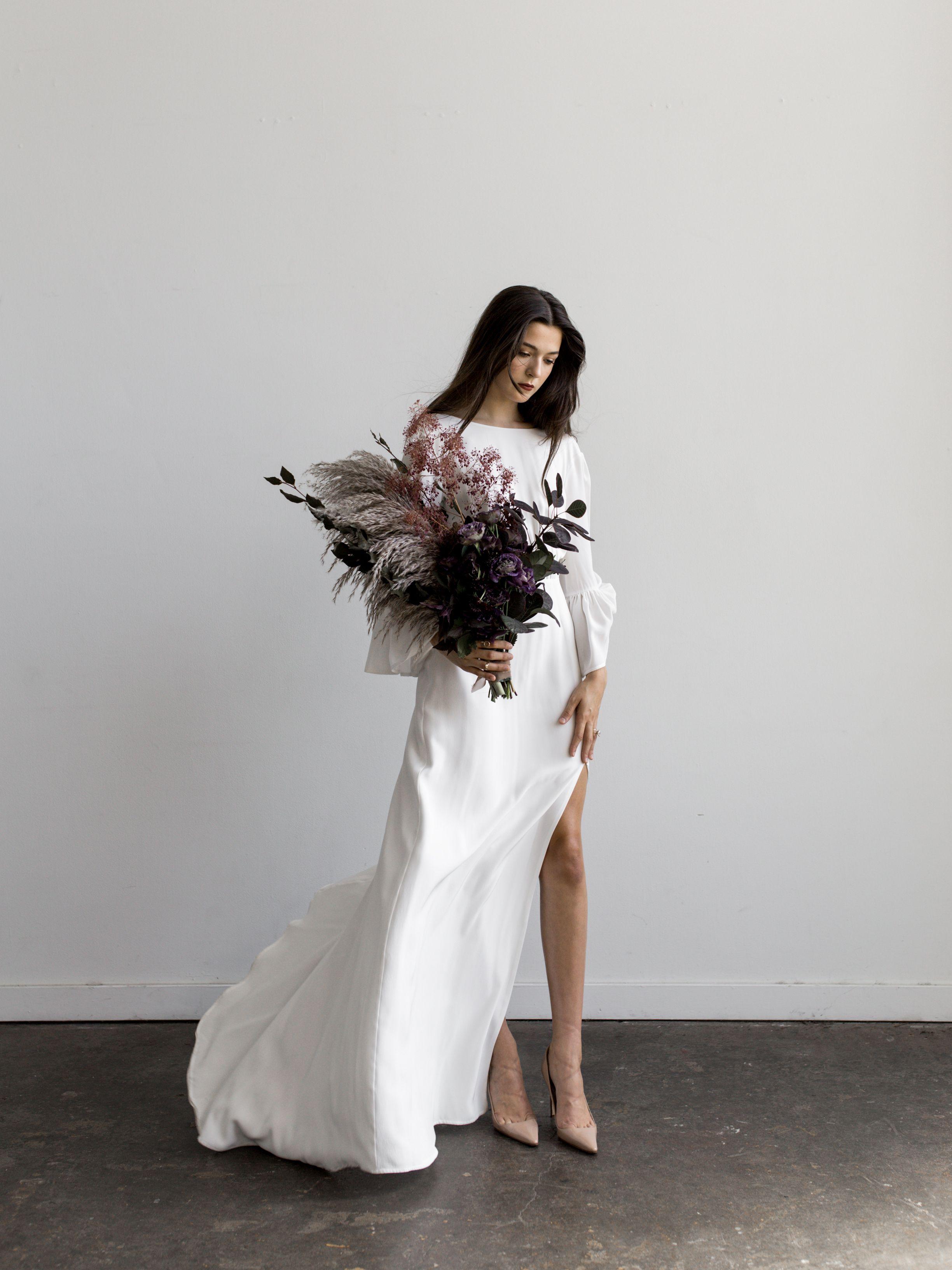 Pilar dress | Lena Medoyeff Studio | Bridal | Portland, Oregon ...