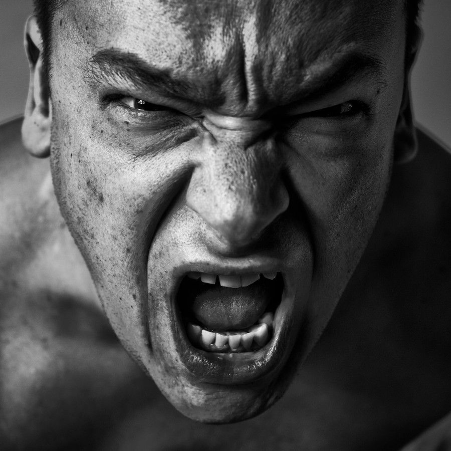 30 Examples Of Anger and Rage Photography | Portrait | Angry