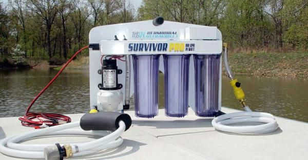Survivor Safh2o Uv Emergency Water Purifier Emergency Water Water Purification System Water Purifier