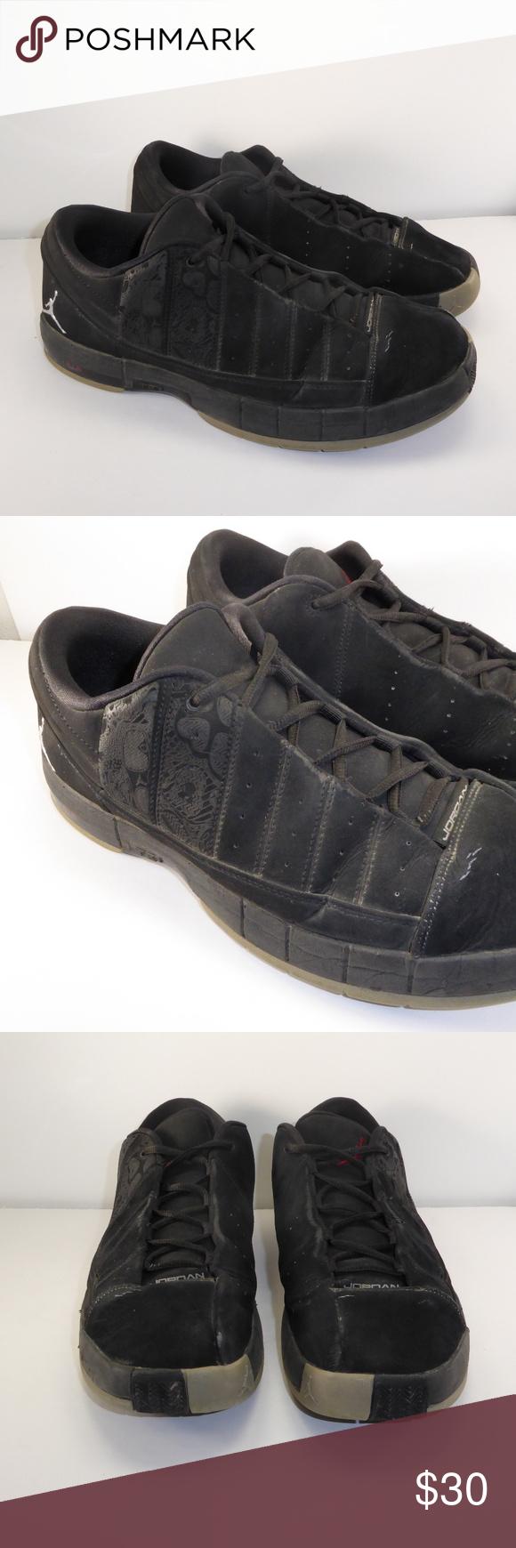 new concept acb39 01d4e ... Air Jordan TE 2 Advance Mens Size 11 057 ...