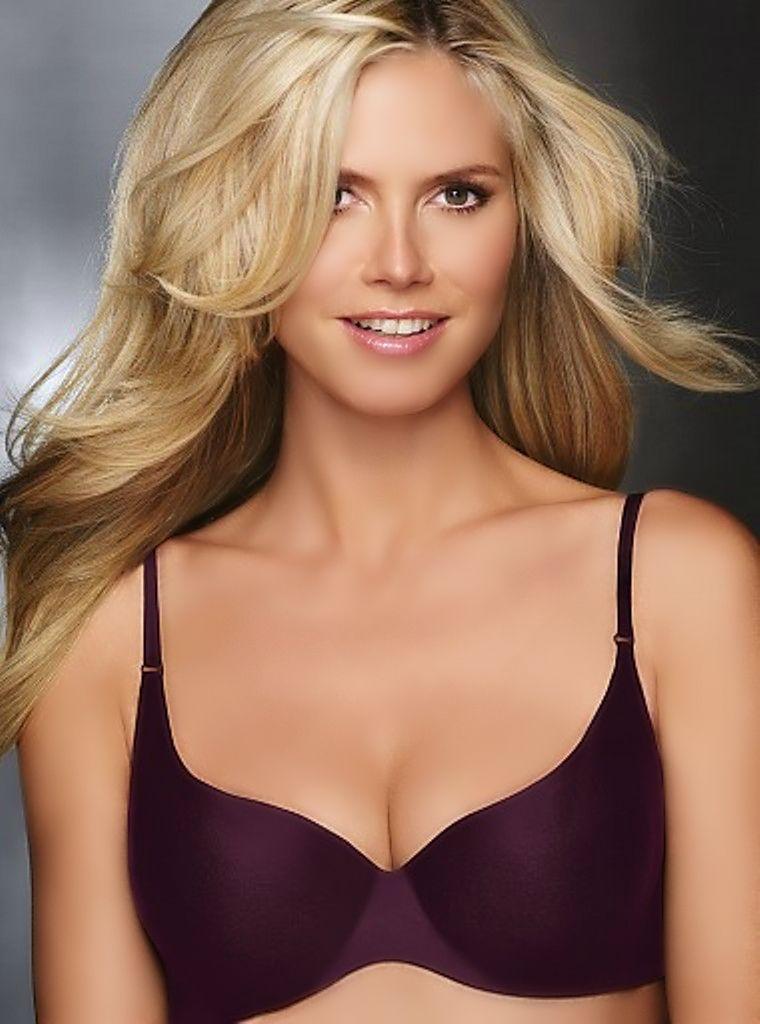 Heidi Klum For Victoria S Secret 111 Blonde Is It True Blondes
