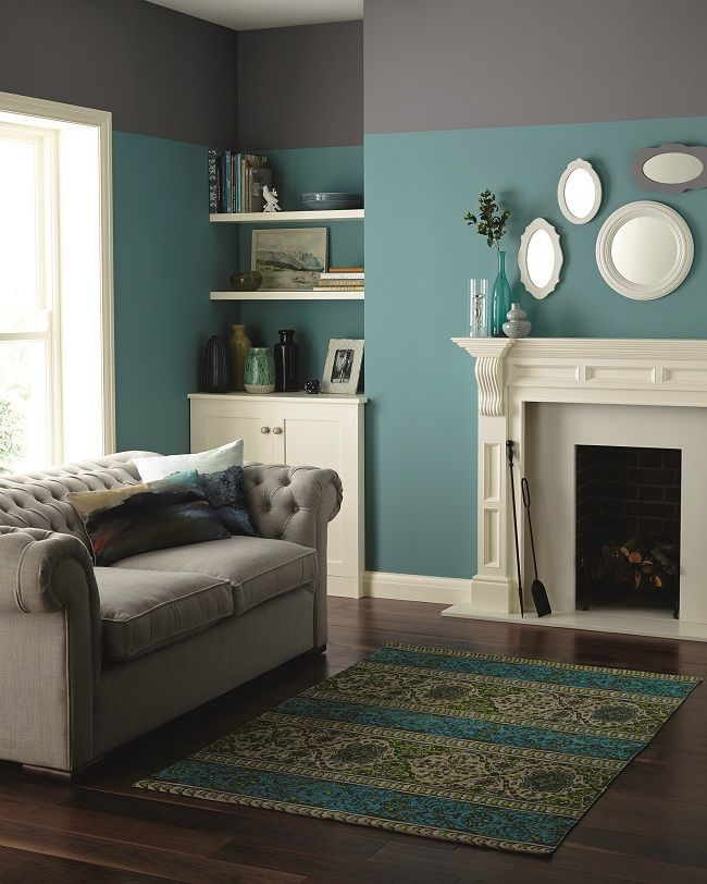 beautiful blue paint ideas for living rooms living room on living room paint ideas id=66514