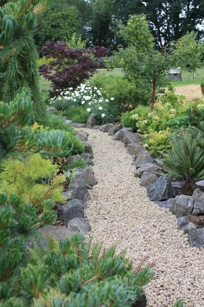 Photo of 65+ Backyard Garden Paths & Beautiful Road Ideas Within Budget ~ feryhan.com #ga…