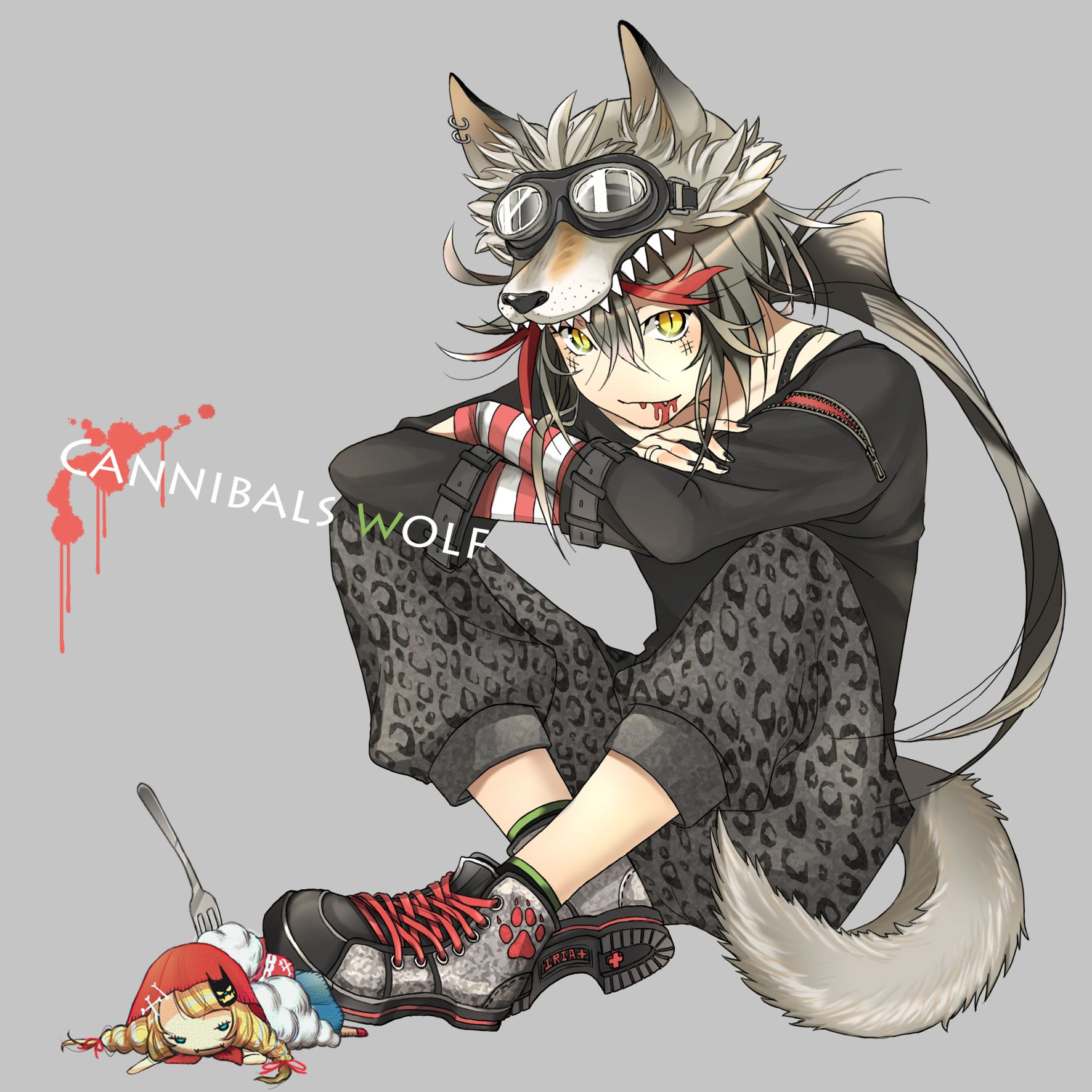 big bad wolf 1418448 zerochan anime pinterest big bad wolf