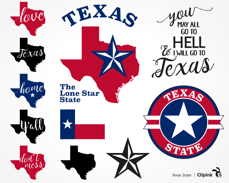 Texas Svg The Lone Star State Svg Svg Png Eps Dxf Pdf Clipink In 2020 Texas State Lone Star Svg
