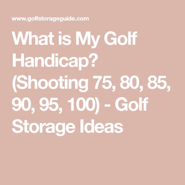 36++ 80 handicap golf ideas