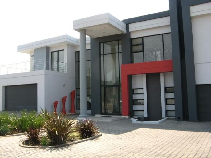 A architectural masterpiece in gauteng pretoria south africa with state of the