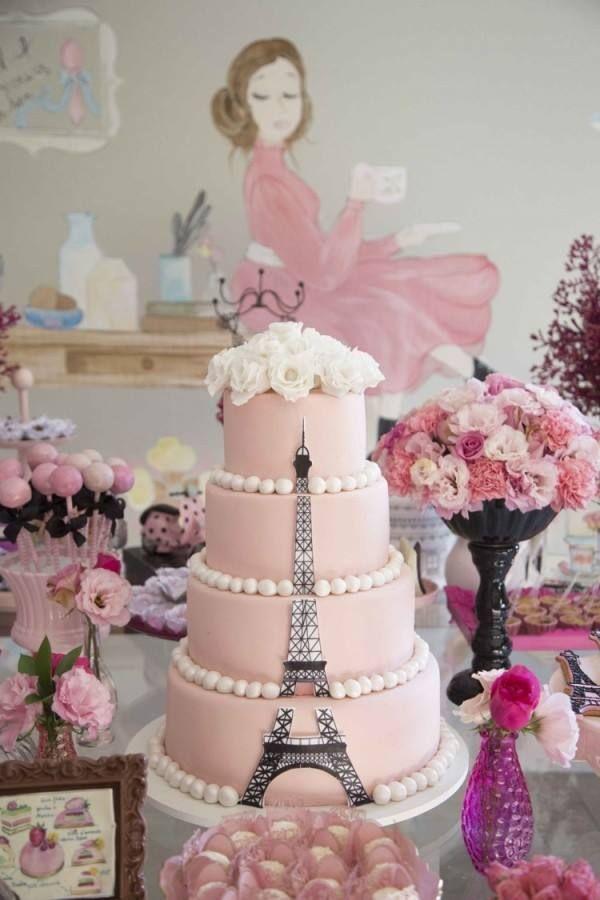 Decoración De Fiesta Al Estilo París Decoracion De Paris