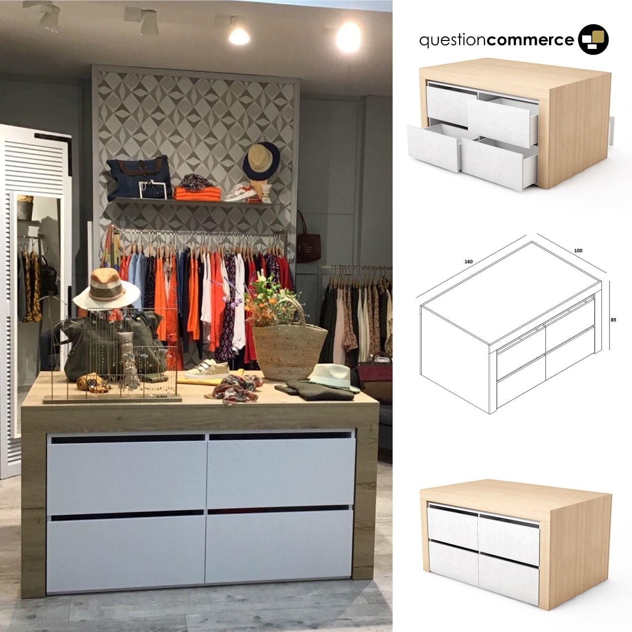 Table Merchandising Concept Store En 2020 Espaces De Stockage Magasins Concept Concept Store