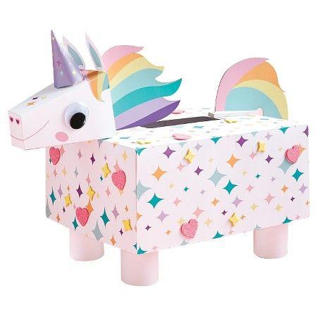 Valentines Day Mailbox Decorating Kit Unicorn  Spritz  Target