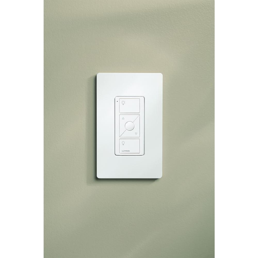 Lutron Caseta Wireless Pico Wall Mounting Kit White Nyc