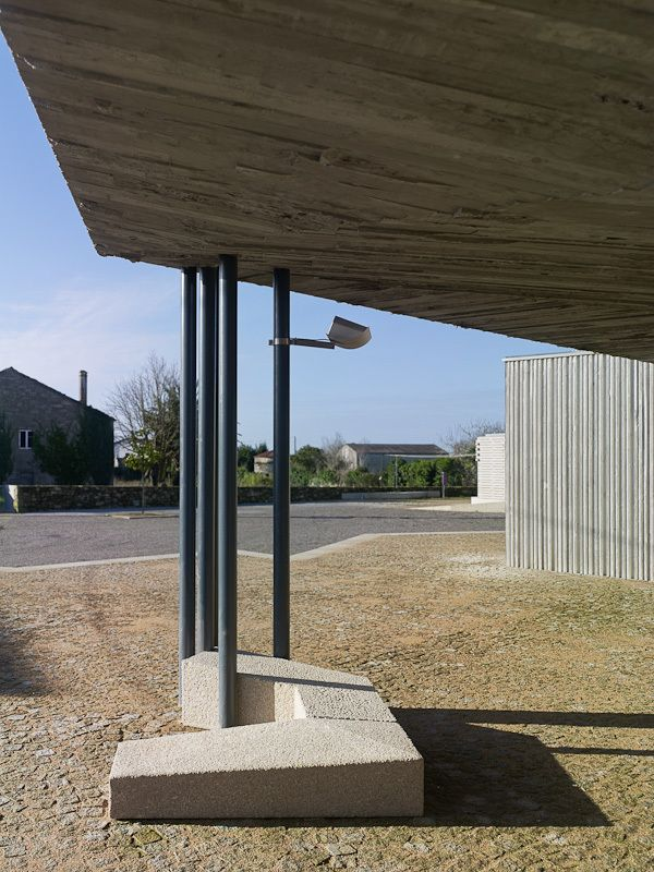 Gallery of Riveira Social Center / Carlos Seoane - 16