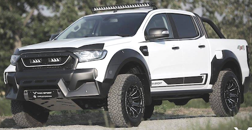 2019 Ford Ranger Raptor Rumors Ford Ranger 2019 Ford Ranger
