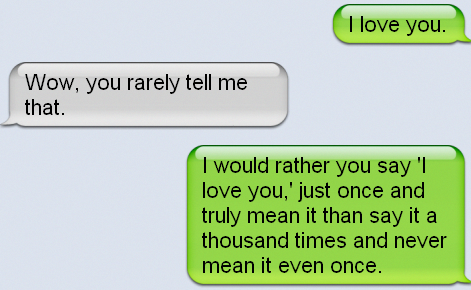 The 20 Most Romantic Texts Ever Sent - and Posted Online #