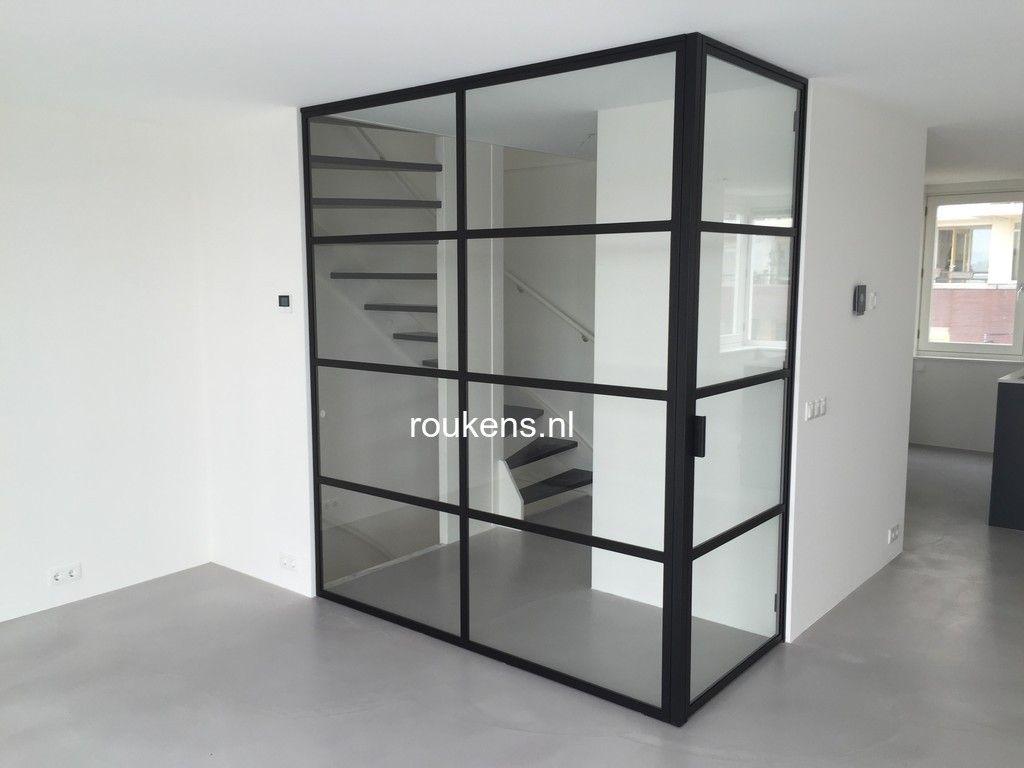 Glazen Deur Prijs : Glazen scheidingswand woonkamer prijs hitze und blendung