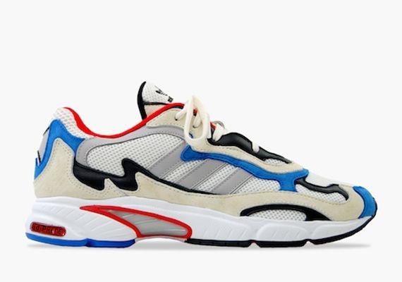 adidas Originals Temper Run - Chalk - Chrome - Running White - Blue -  SneakerNews.com e65d1ad57