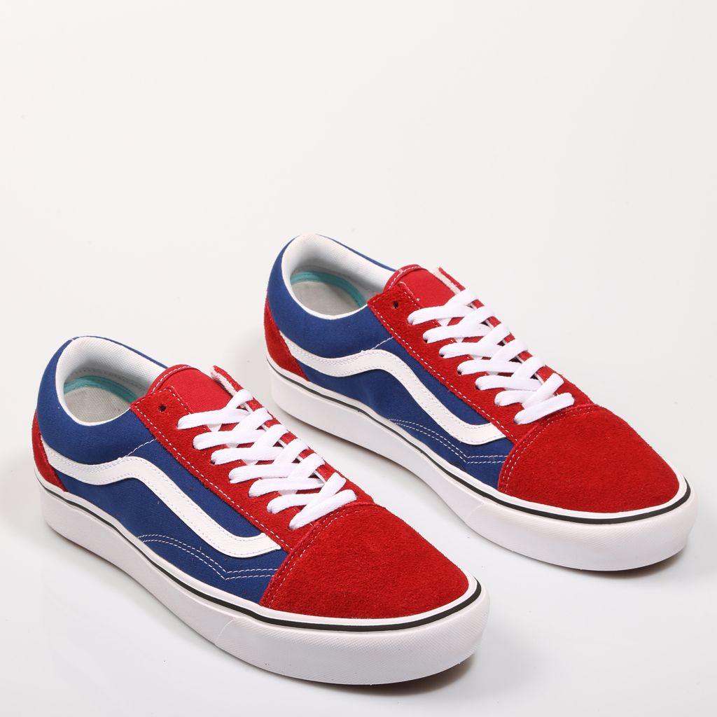 fuga Puede ser ignorado condón  Vans ComfyCush Old Skool Two Tone   Zapatos vans mujer, Tienda de zapatos,  Zapateria online