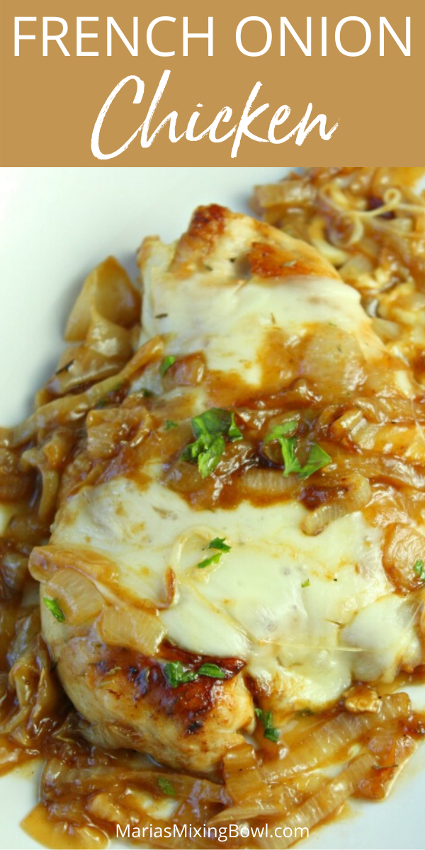 Chicken with French Onion