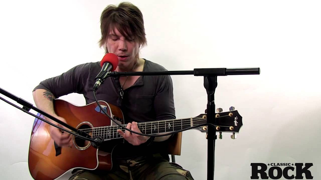John Rzeznik Of The Goo Dolls Performs Song Iris In An Exclusive Classic Rock Magazine Session