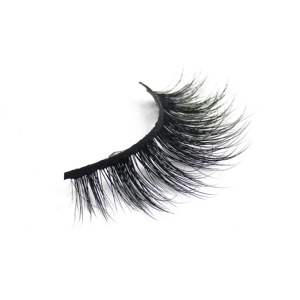 36e02370a20 Wholesale Full Strip 3D Mink Fur Eyelashes, Hand Made Natural Looking  Eyelashes, Private Label Free Samples False Eyelashes